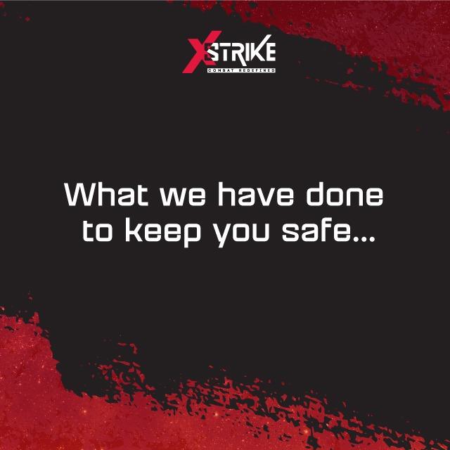 keep you safe xstrike
