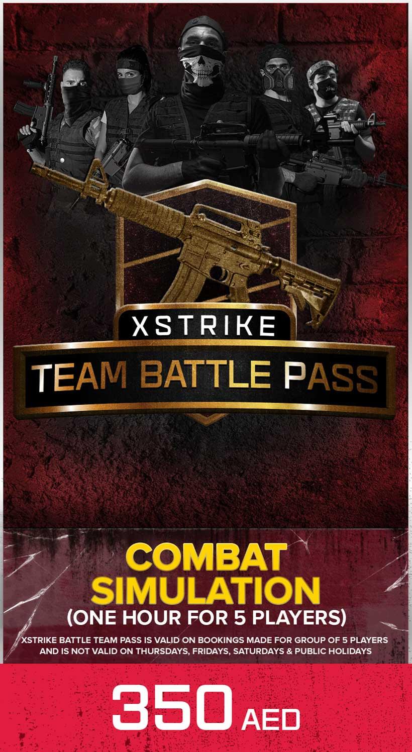 Combat Simulation Promotion